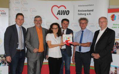 Familienstützpunkt  im Mehrgenerationenhaus AWO Treff Bad Rodach