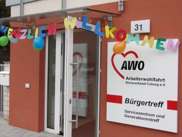 "Eröffnung des ""Bürgertreff Ebersdorf"""